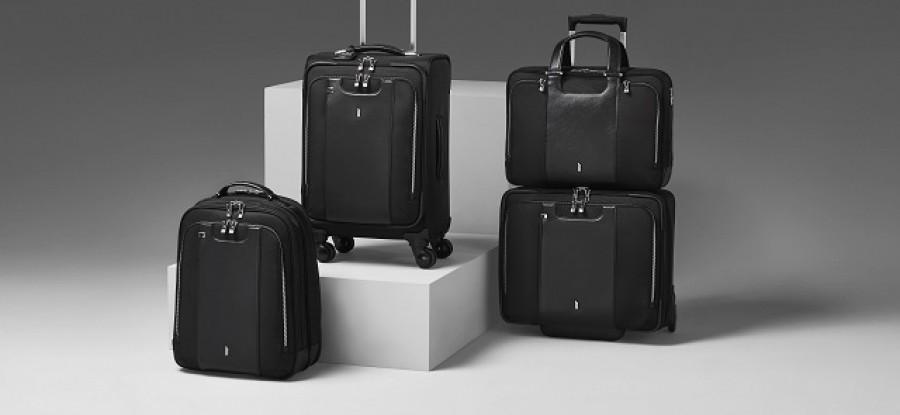 Business Bound – Hartmann's J Biznes Collection Travel-Bag Series