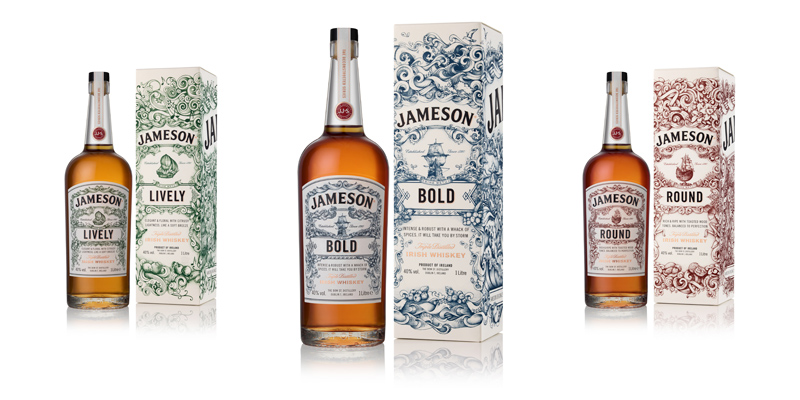 Jameson Deconstructed Series: Three Musketeers