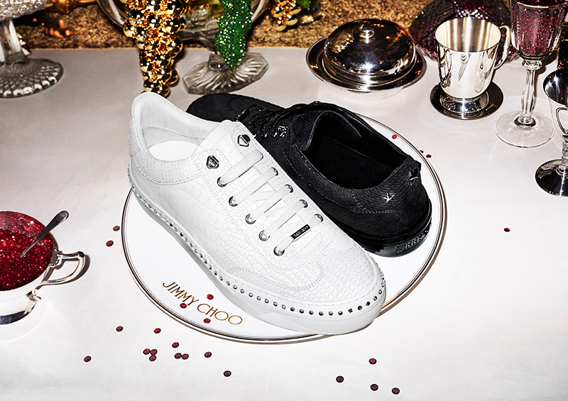 Cruise 2017 Collection: Jimmy Choo's latest shoe collection for Christmas