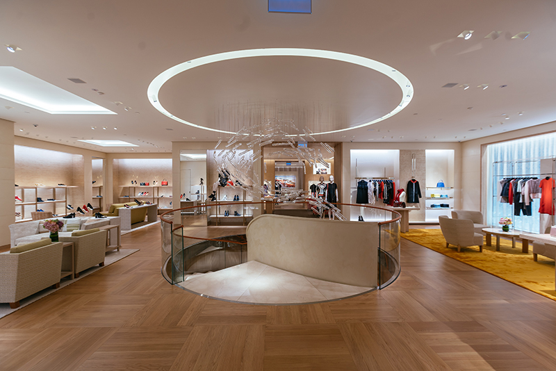 Louis Vuitton opens renovated store at Ngee Ann City, Singapore