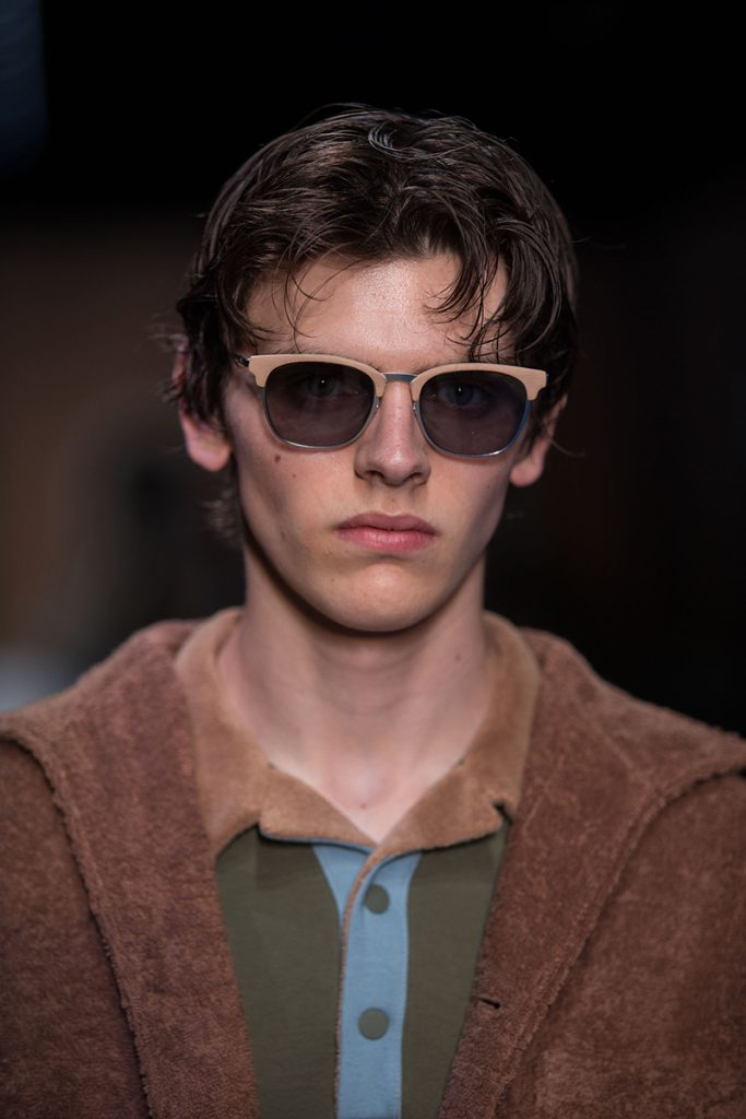 Fendi's first ever mens eyewear collection