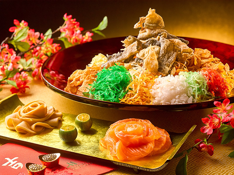 5 Places in Singapore to go for your Chinese New Year Reunion Dinner
