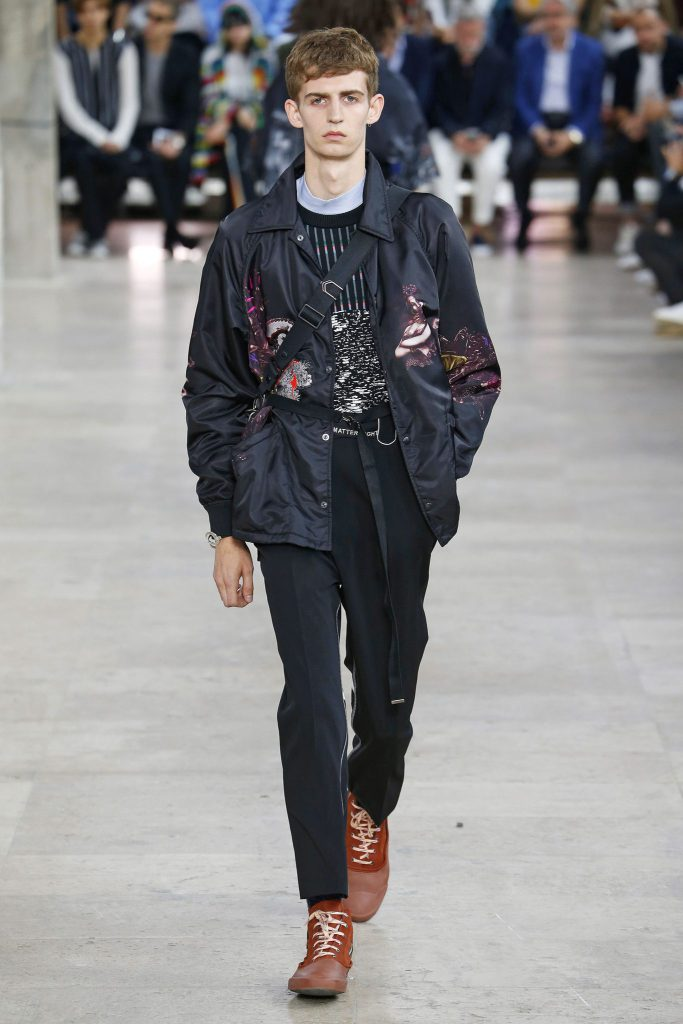 A Look At The Lanvin Spring/Summer 2017 Collection