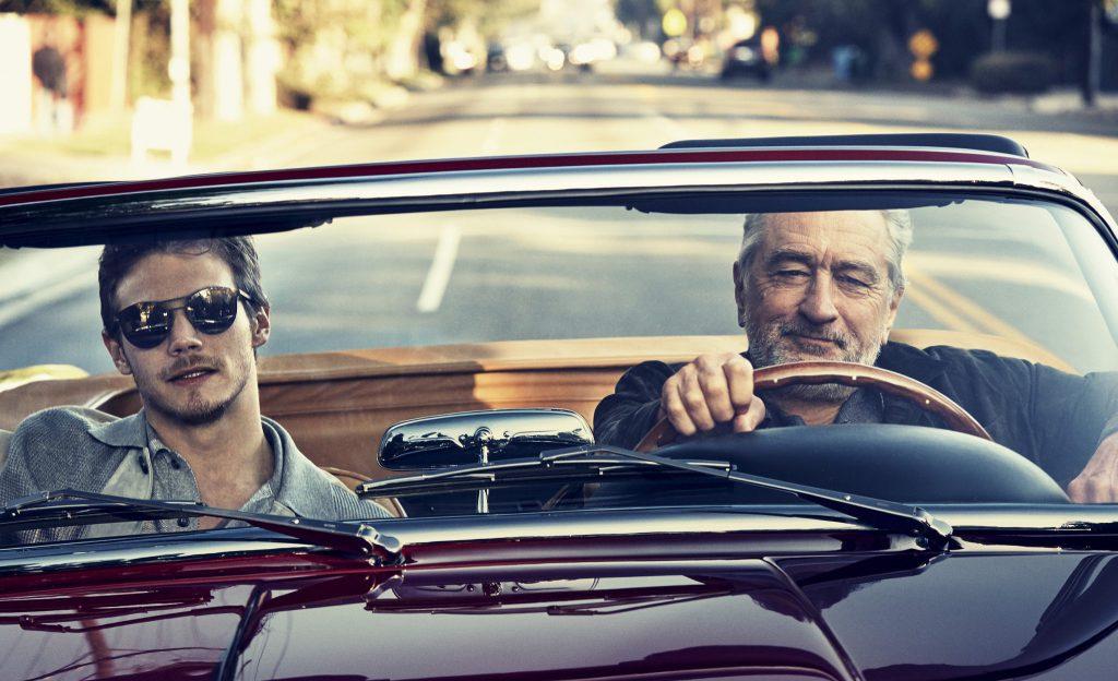 Ermenegildo Zegna Spring/Summer 2017: Defining Moments With Robert De Niro