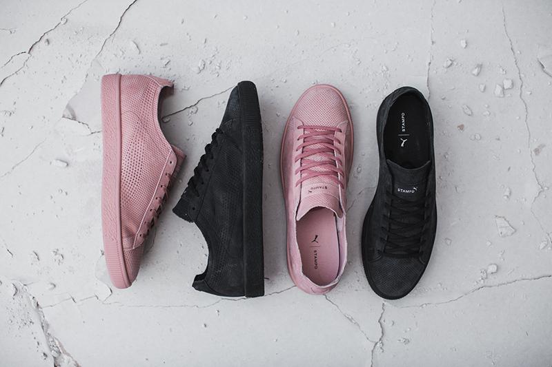 """PUMA X STAMPD: A """"Classics Meets Avant-Street"""" Sneaker Collaboration"""