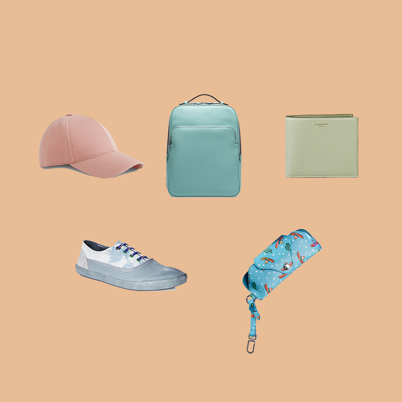 Five Pastel Items You Must Have For Spring/Summer 2017
