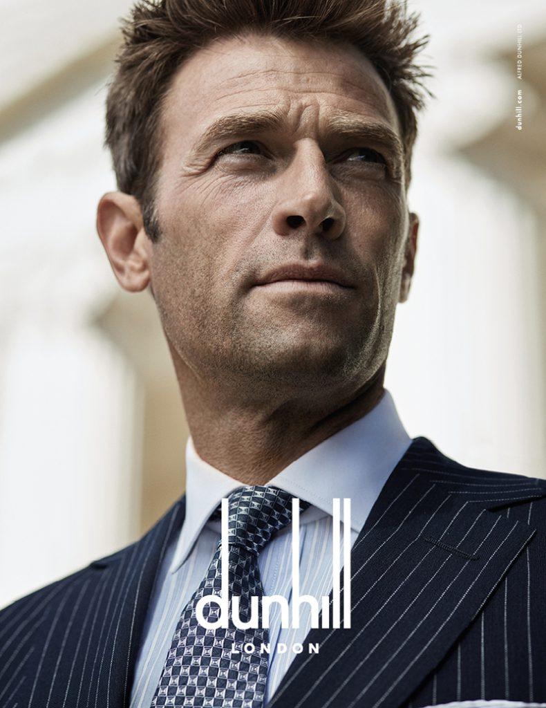 Dunhill's Spring/Summer 2017 Collection redefines effortless elegance
