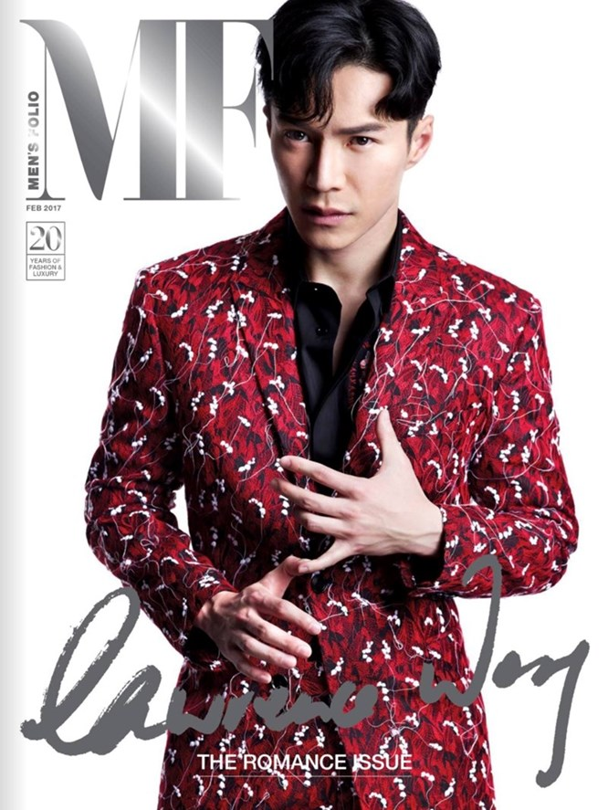 Men's Folio's February Romance Issue: Gents With Passion