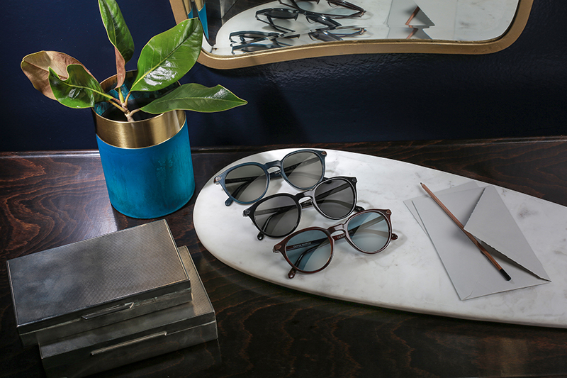 Berluti and Oliver Peoples Launch Exclusive Eyewear Collection for Spring 2017