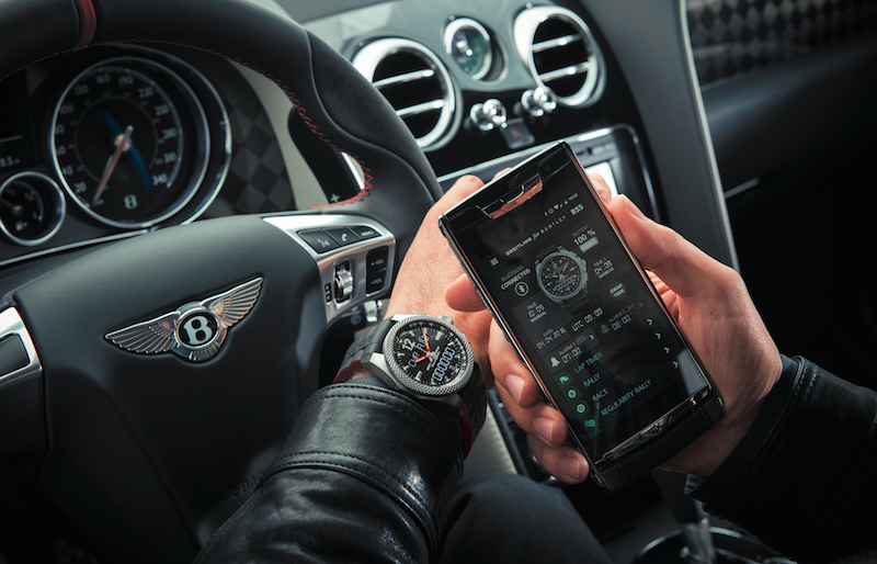 Meet the Breitling x Bentley Supersports B55 and Breitling Exospace B55