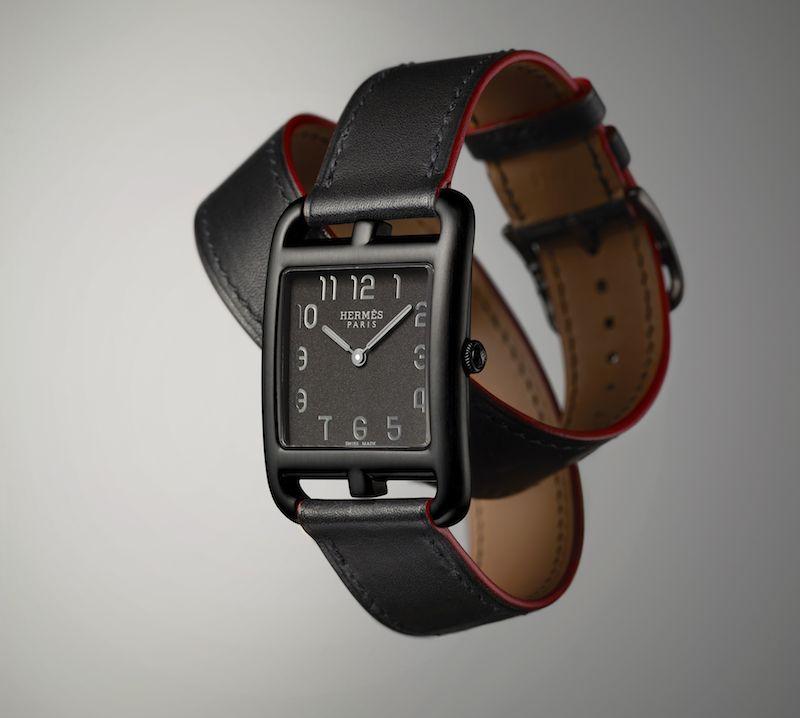 Hermès updates Cape Cod timepiece with new Cape Cod Shadow
