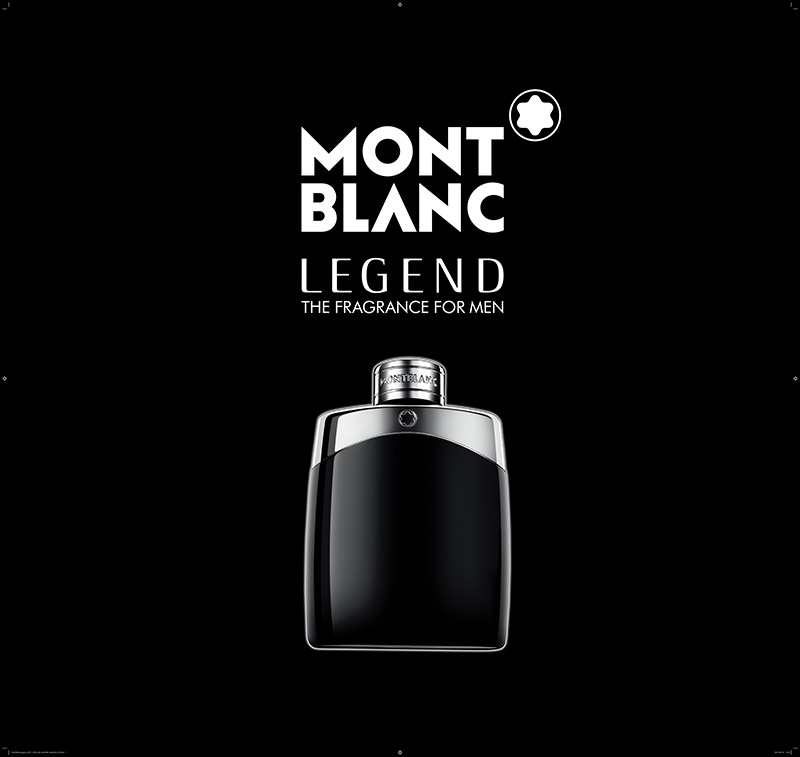 Father's Day gift ideas: Montblanc Legend for Charismatic and Confident Dads