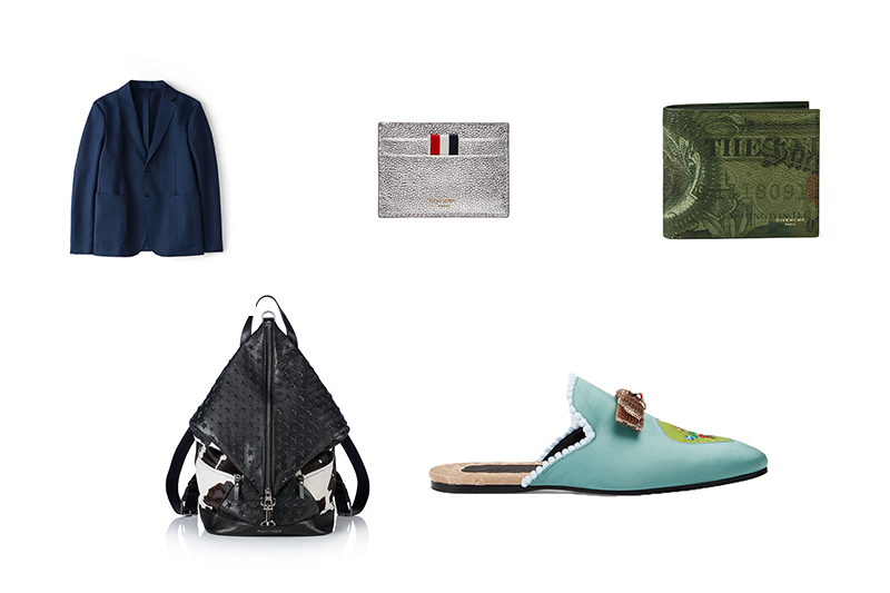 New fashion accessories from Givenchy, Jimmy Choo, Thom Browne, Acne and Gucci – inspired by memes