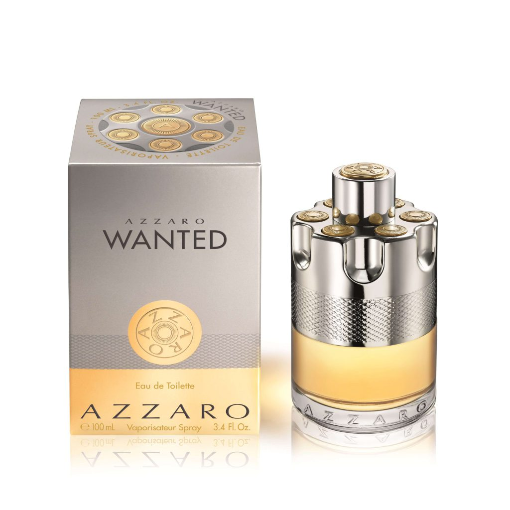 A Wanted Scent: Azzaro Wanted