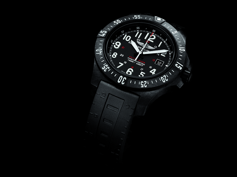 Breitling's New Timepiece Colt Skyracer is For The Thrill-Seeking Millennials
