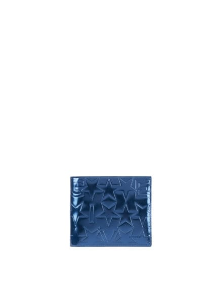 Givenchy Metallic Star Embossed Wallet
