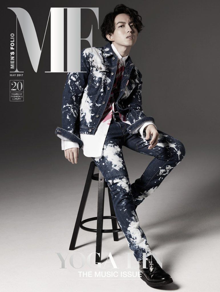 Men's Folio Hits The Style Notes In The Music Issue