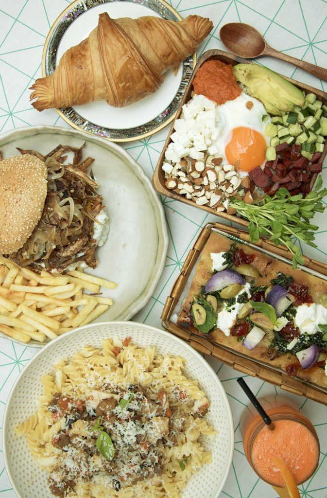 Tiong Bahru Bakery Launches New Dinner Menu