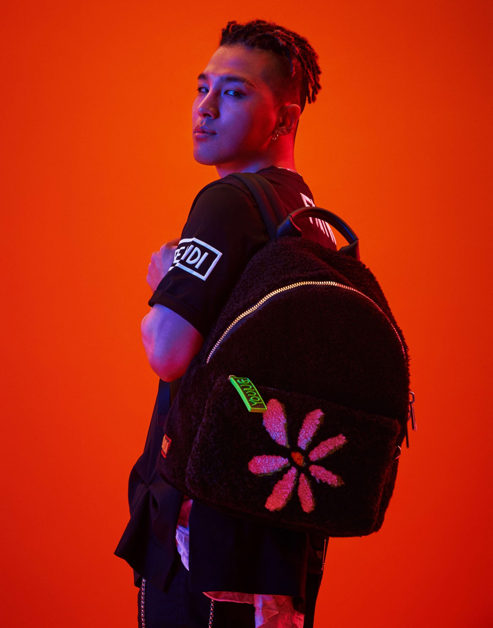 Fendi for Young Bae Capsule Collection