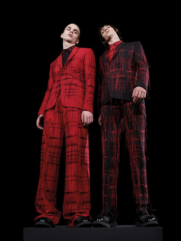 Meet the Dior Homme Autumn 2017 collection