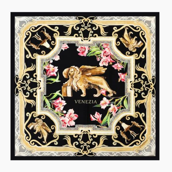 Dolce&Gabbana Foulards_Serenissima (3)