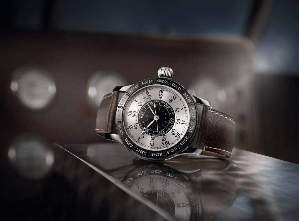 Longines Launches The Lindbergh Hour Angle Watch 90th Anniversary