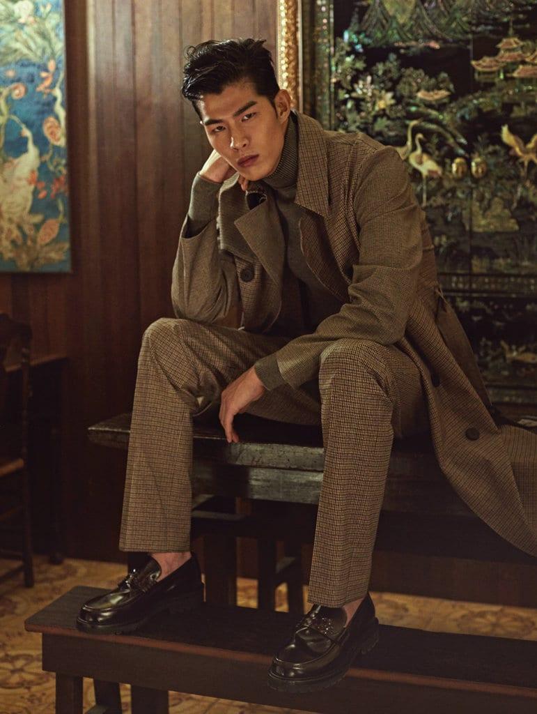 Interview: South Korean Model Tae Eun Bang