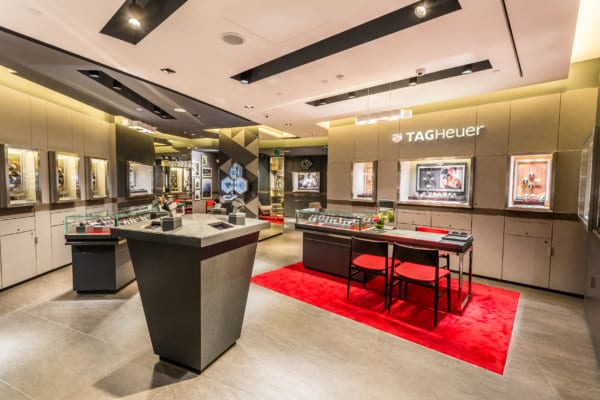 TAG Heuer Ion Orchard Boutique