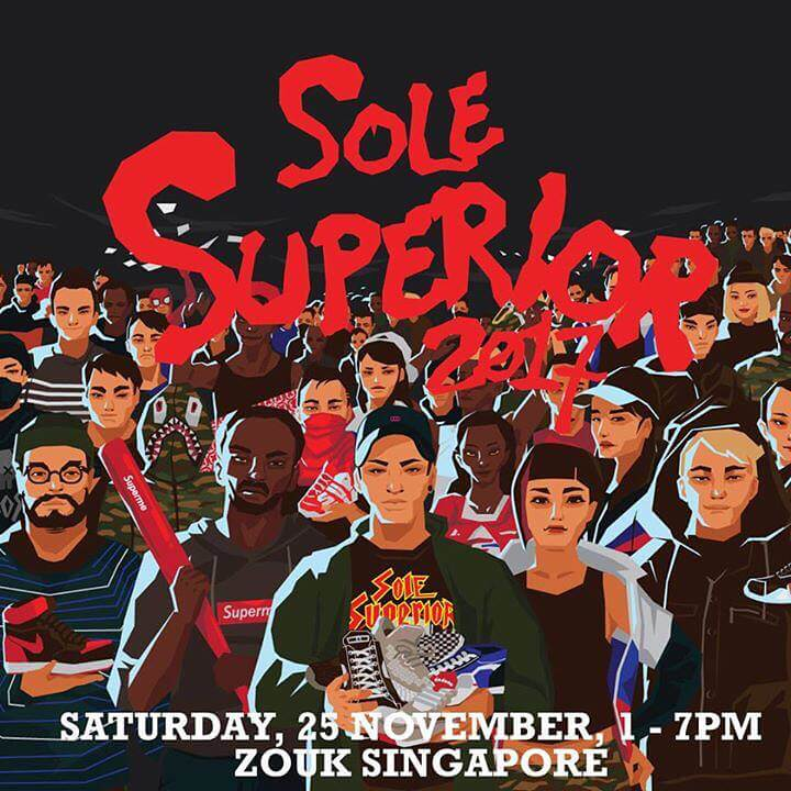 Sole Superior 2017: Bringing together streetwear culture, style, and more
