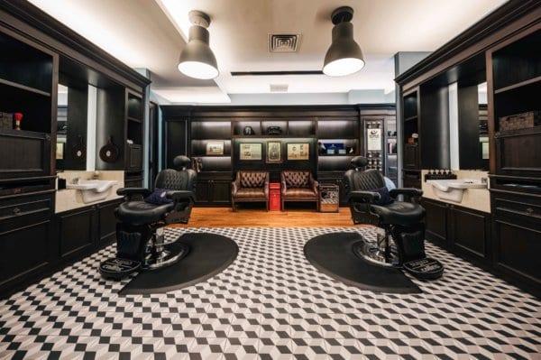 Barbershop chairs 2