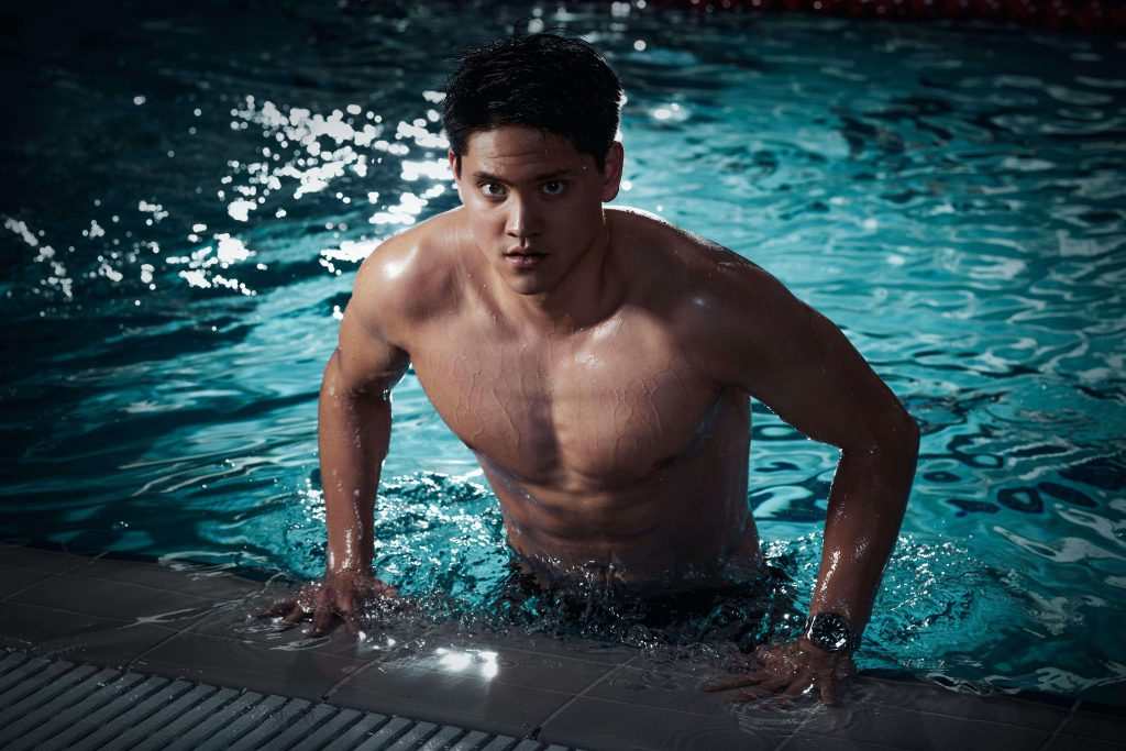 Joseph Schooling is TAG Heuer's Decorated Champion