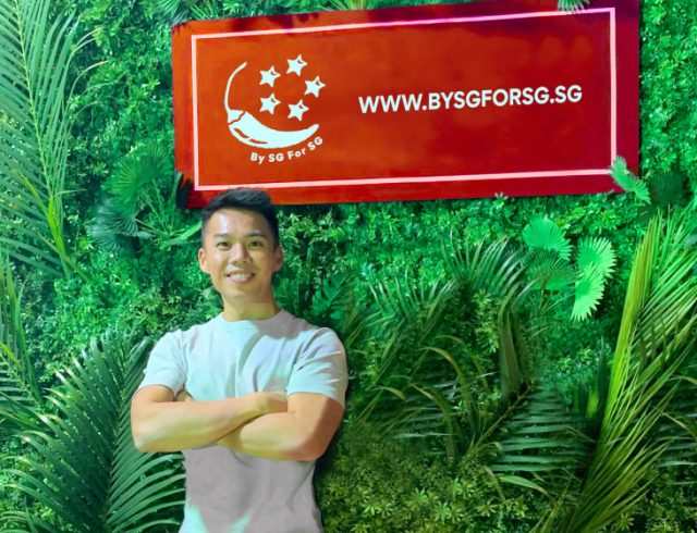 #MensFolioMeets the Man Behind Not-For-Profit Food Delivery Platform BySGForSG