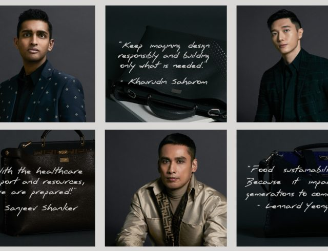 Catalysts For Change — Sanjeev Shanker, Lennard Yeong and Khairudin Saharom on Being Agents