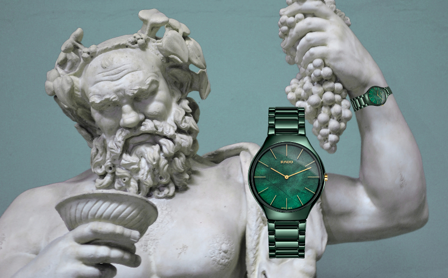 Behold, Five Titan Timepieces That Reign Supreme on Mount Olympus