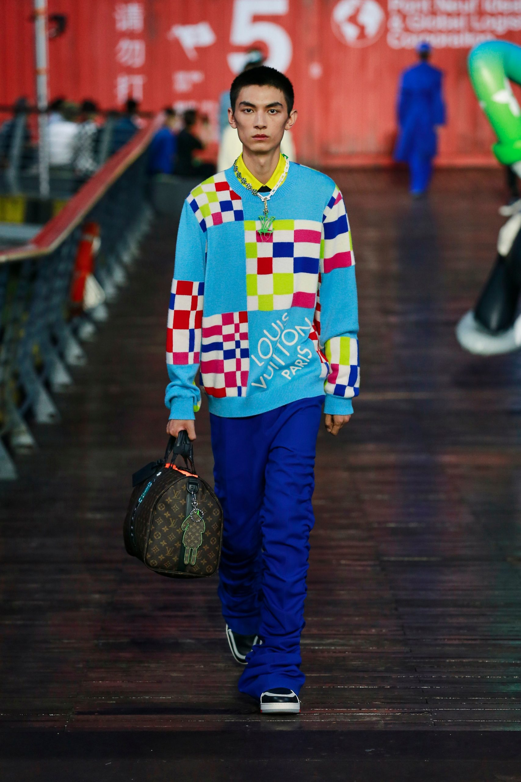 Louis Vuitton Men's Spring Summer 2021 show