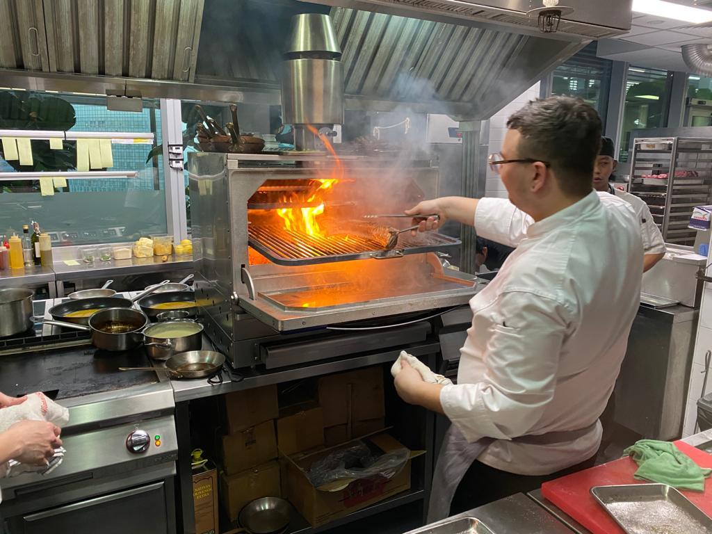 Zafferano Chef Andrea
