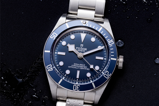 instantly recognisable watches