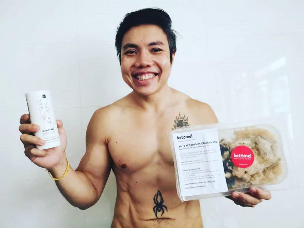 Simple Keto Diet Shane Quek