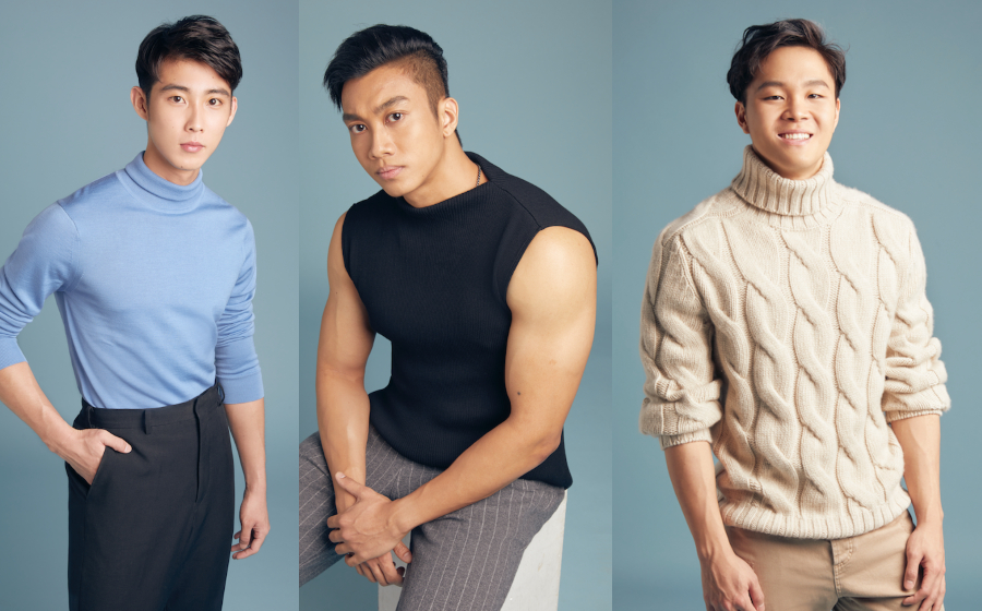 Loh Kean Yew, Hass Ross and Pang Sheng Jun On their Past, Present and the LAB SERIES Rescue Water Series