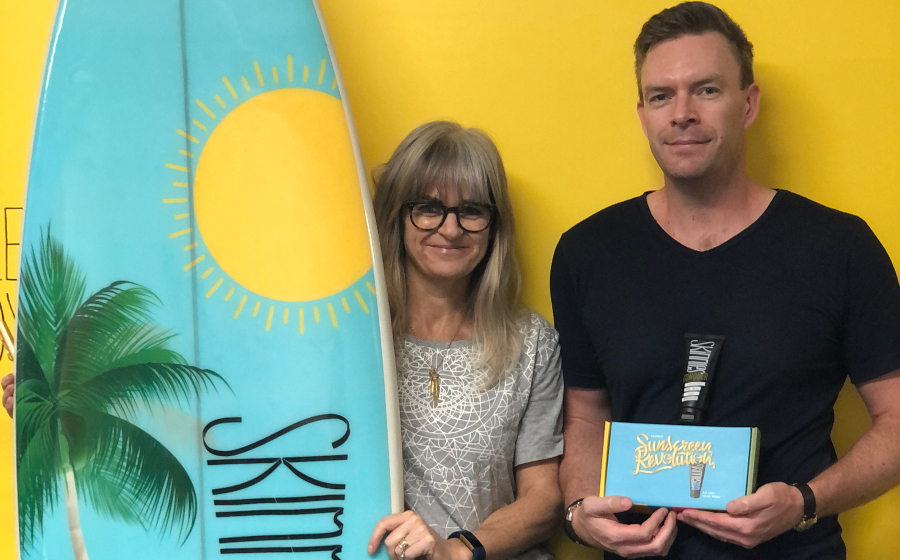 #MensFolioMeets the Duo Behind Eco Sunscreen Brand, Skinnies
