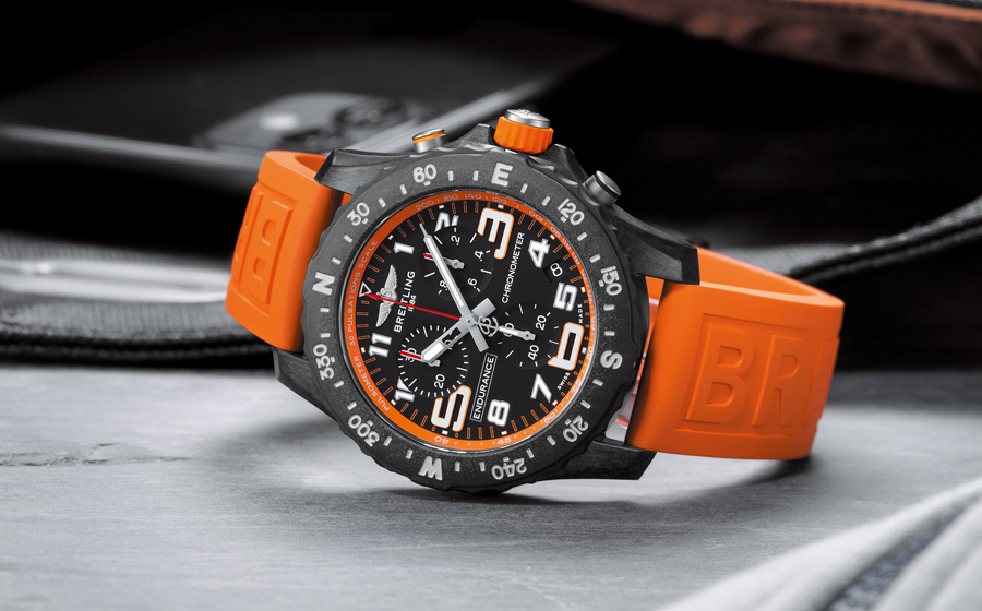 Alan Wan Lives, Plays and Repeats with The Breitling Endurance Pro