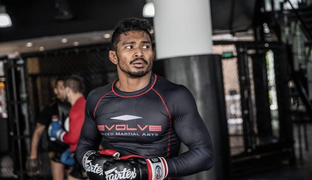 Amir Khan Evolve MMA